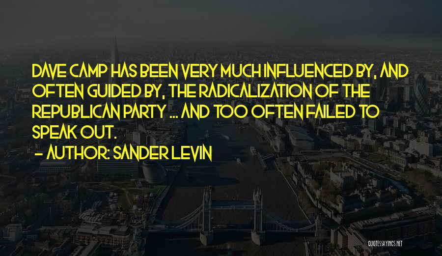 Sander Levin Quotes 875918