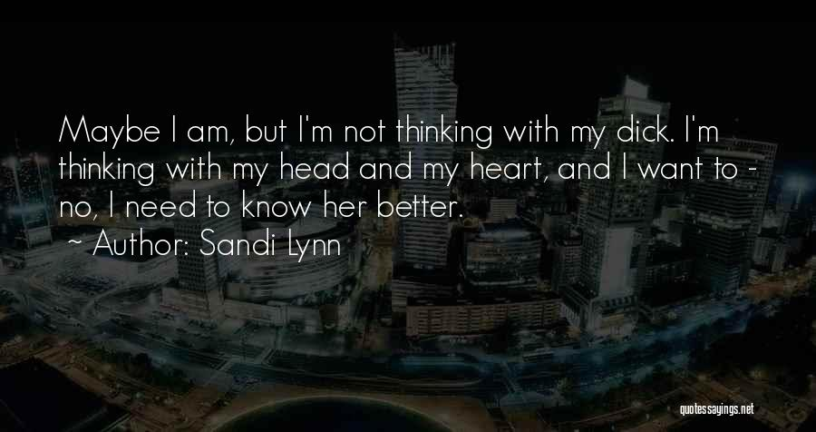 Sandi Lynn Quotes 515145