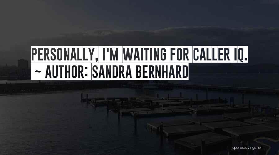 Sandra Bernhard Quotes 1903300