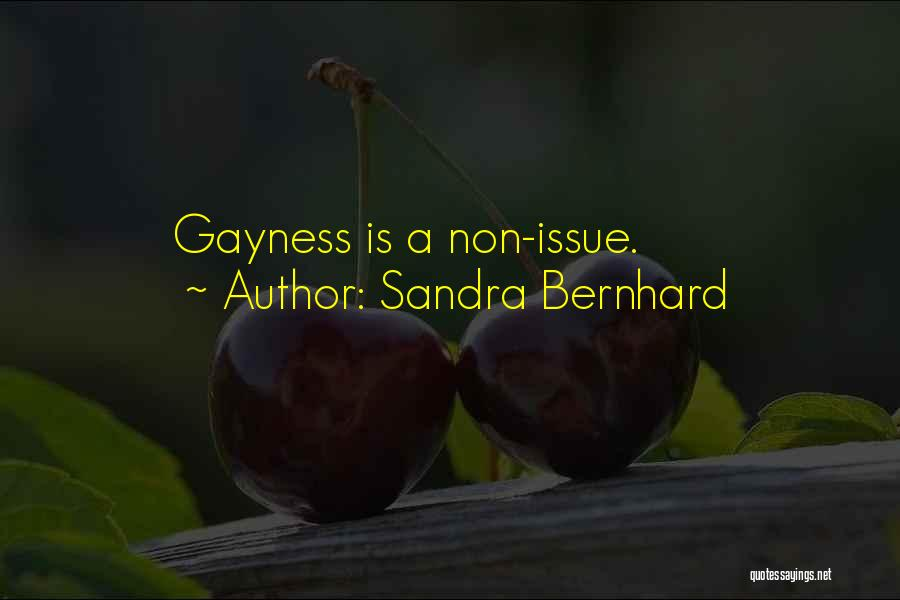 Sandra Bernhard Quotes 82599