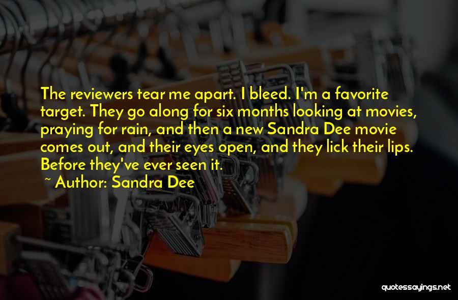 Sandra Dee Quotes 490226