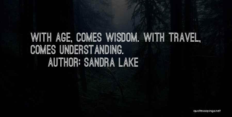 Sandra Lake Quotes 521636