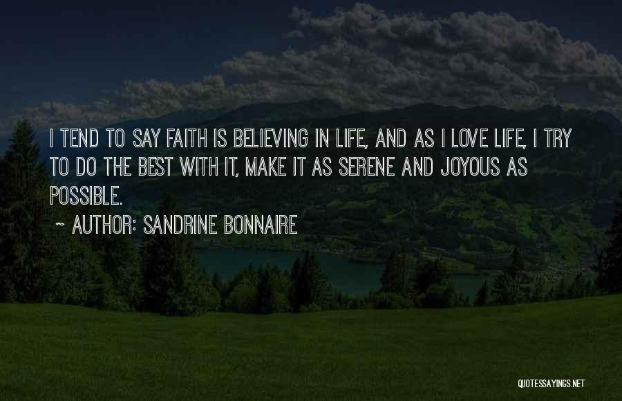 Sandrine Bonnaire Quotes 1050193