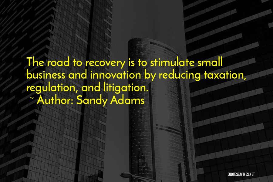 Sandy Adams Quotes 677108