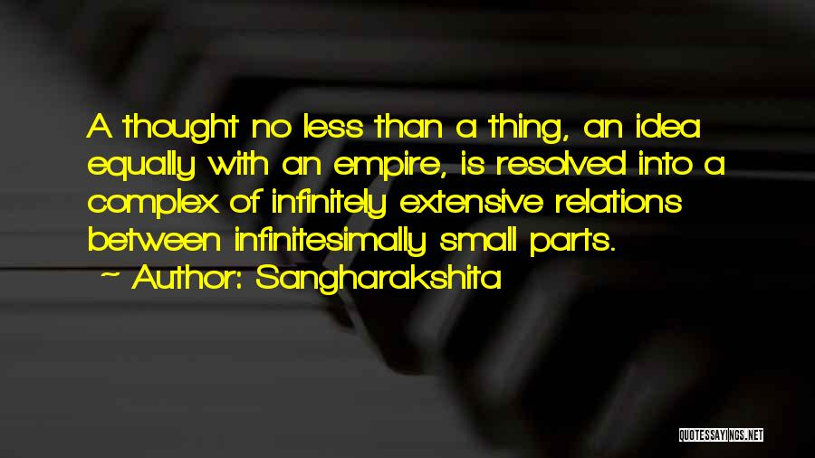Sangharakshita Quotes 610127