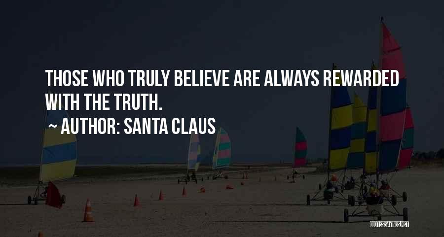 Santa Claus Quotes 196424