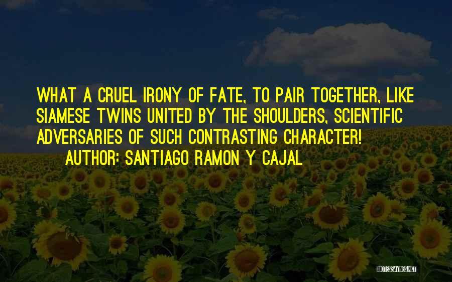 Santiago Ramon Y Cajal Quotes 1063341