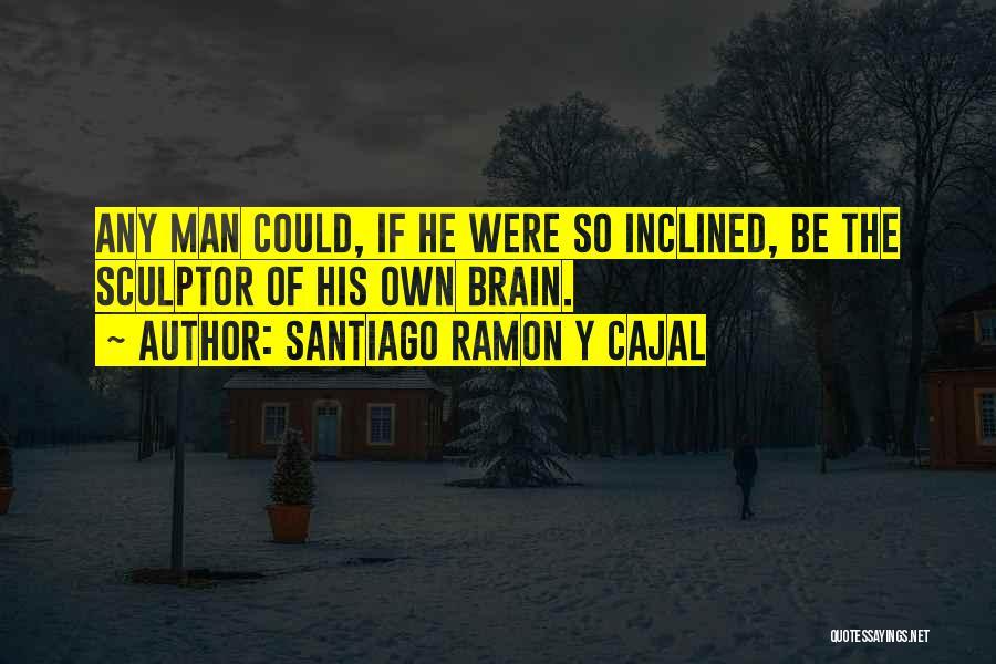 Santiago Ramon Y Cajal Quotes 1787379
