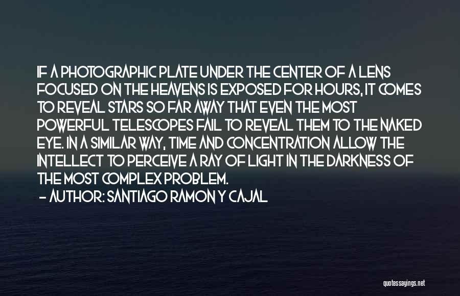 Santiago Ramon Y Cajal Quotes 1961012
