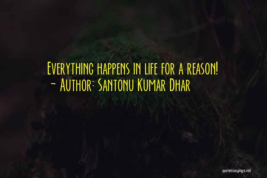 Santonu Kumar Dhar Quotes 123595