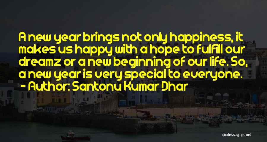 Santonu Kumar Dhar Quotes 1957925