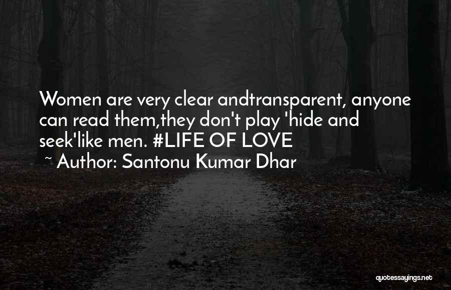 Santonu Kumar Dhar Quotes 2161722