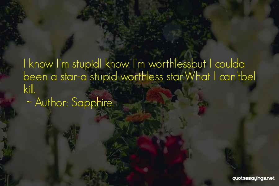 Sapphire. Quotes 1356942