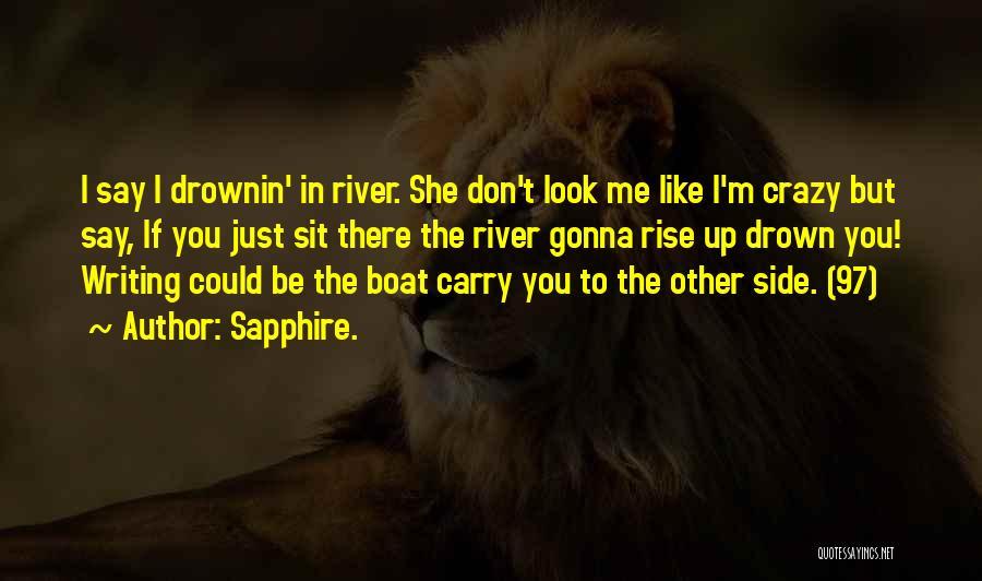Sapphire. Quotes 1626116