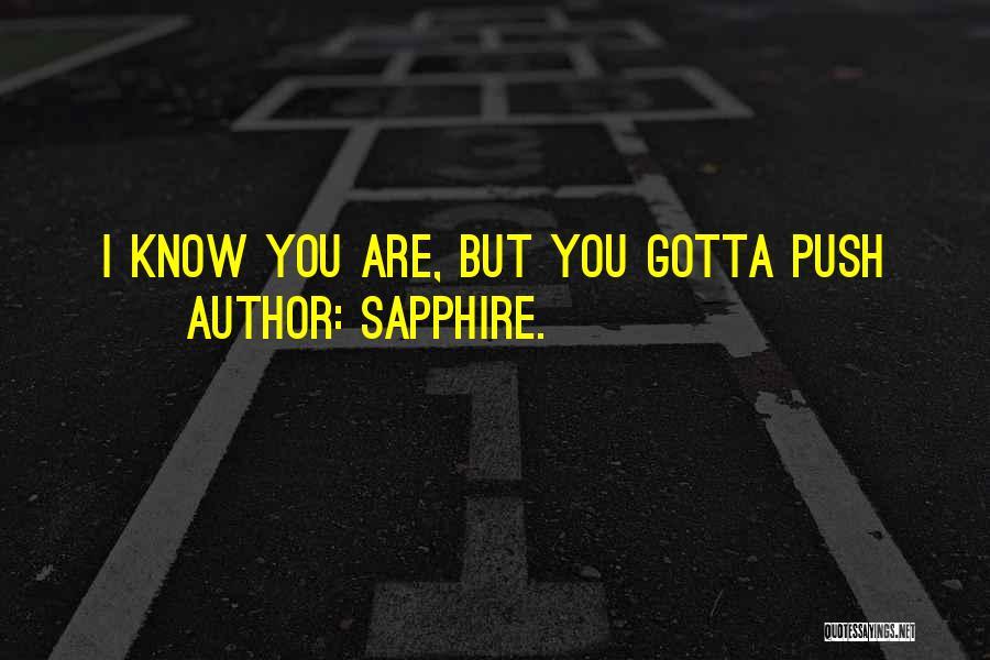 Sapphire. Quotes 1699116