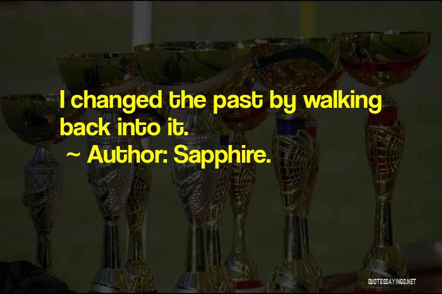 Sapphire. Quotes 1809844