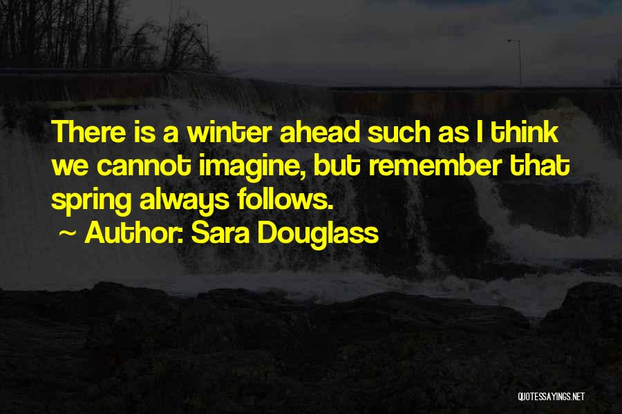 Sara Douglass Quotes 774311