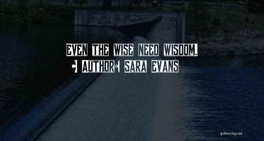 Sara Evans Quotes 1591947