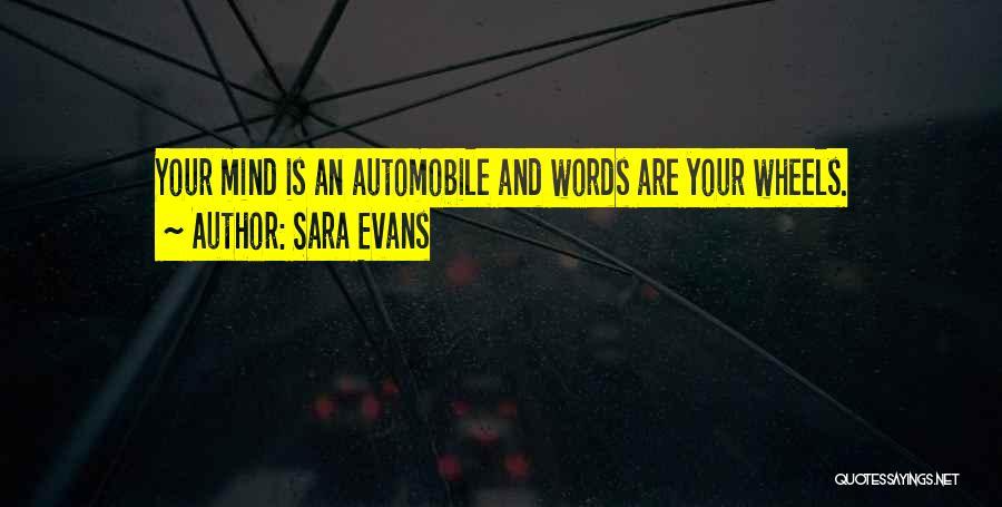 Sara Evans Quotes 1968260