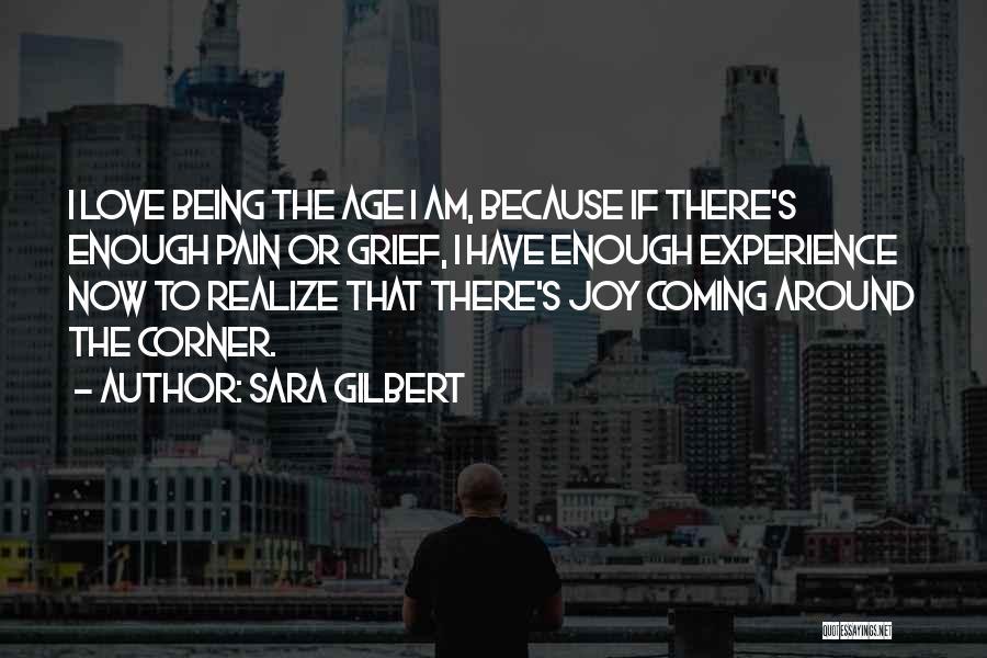 Sara Gilbert Quotes 1685812