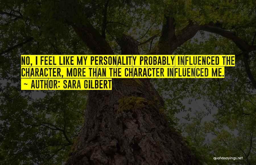 Sara Gilbert Quotes 2062611