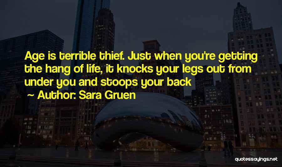 Sara Gruen Quotes 1183037