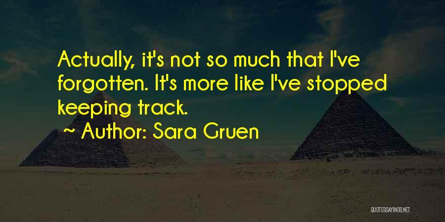 Sara Gruen Quotes 1238667
