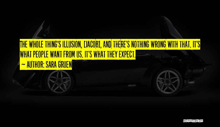 Sara Gruen Quotes 1308851