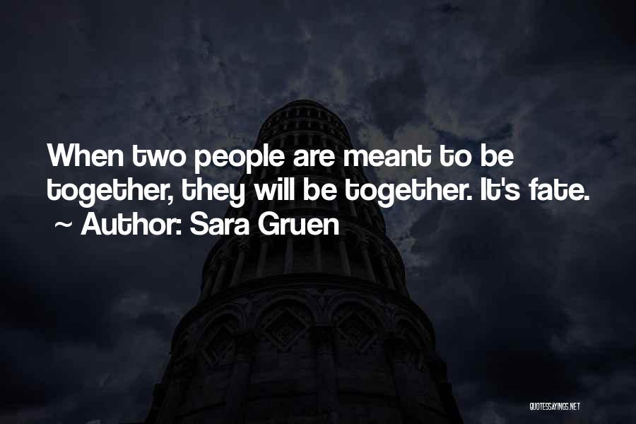 Sara Gruen Quotes 1802098