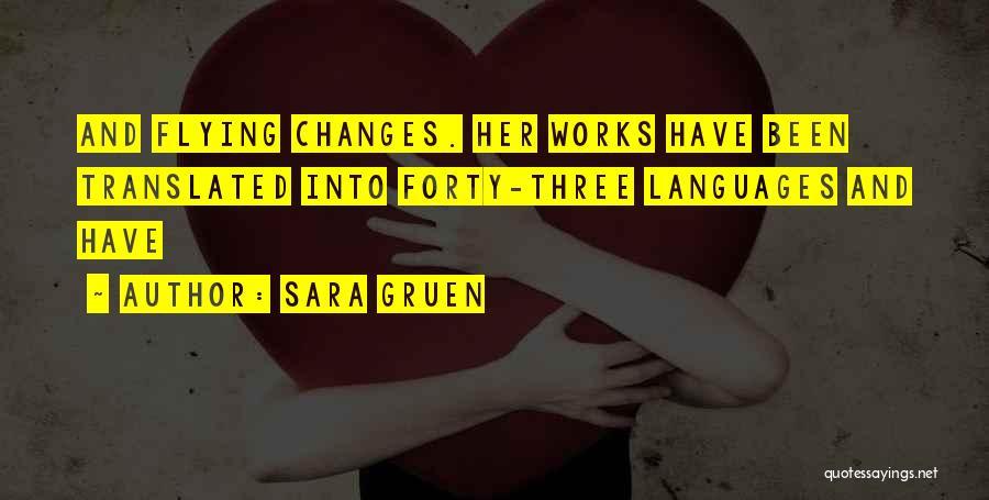 Sara Gruen Quotes 2095505