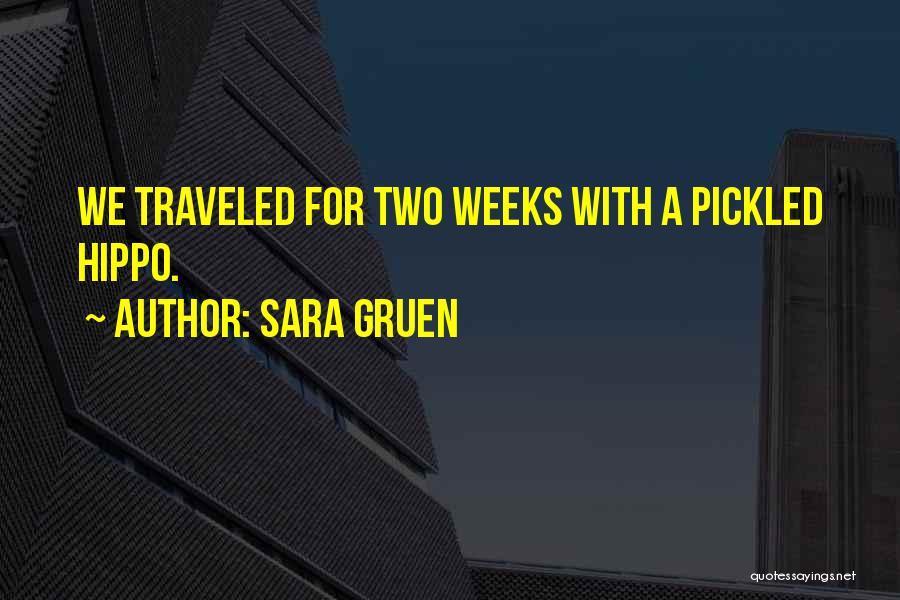 Sara Gruen Quotes 2185869