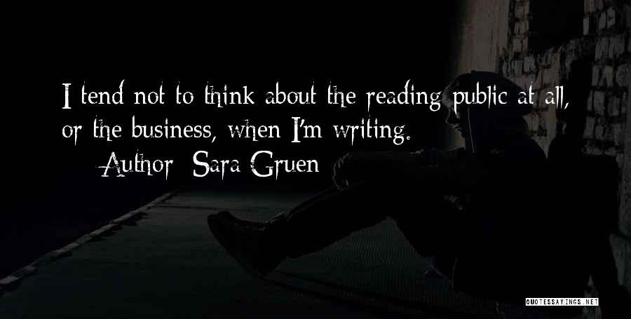 Sara Gruen Quotes 310910