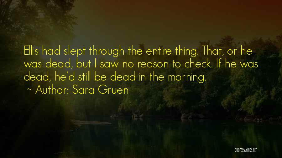 Sara Gruen Quotes 318509