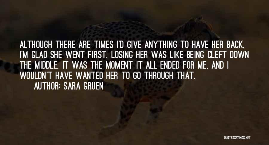 Sara Gruen Quotes 917186