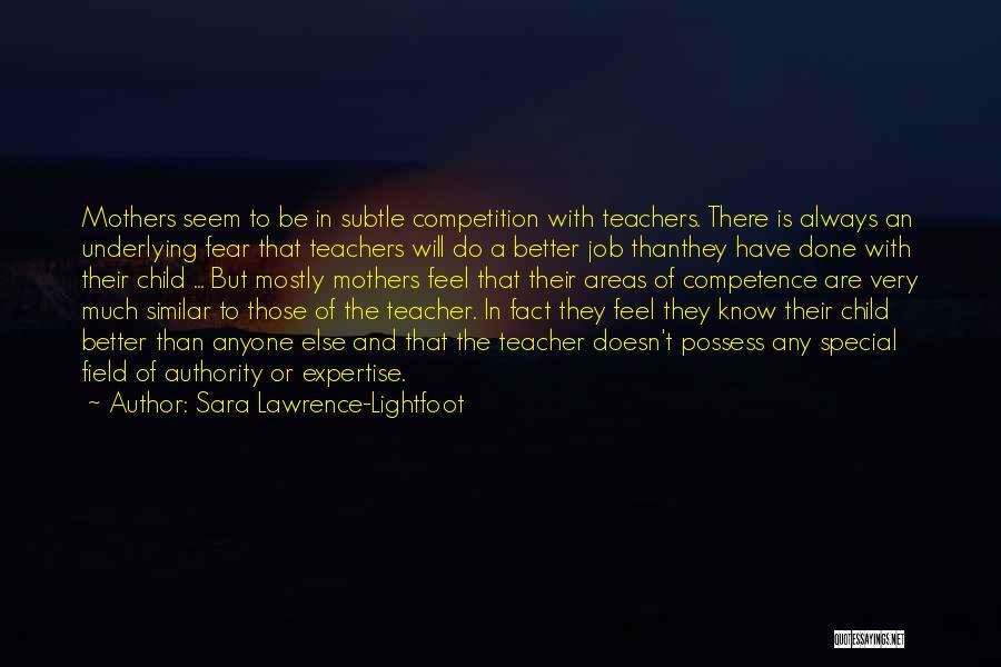 Sara Lawrence-Lightfoot Quotes 1099266