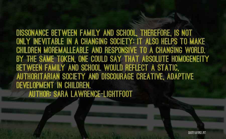 Sara Lawrence-Lightfoot Quotes 2131318