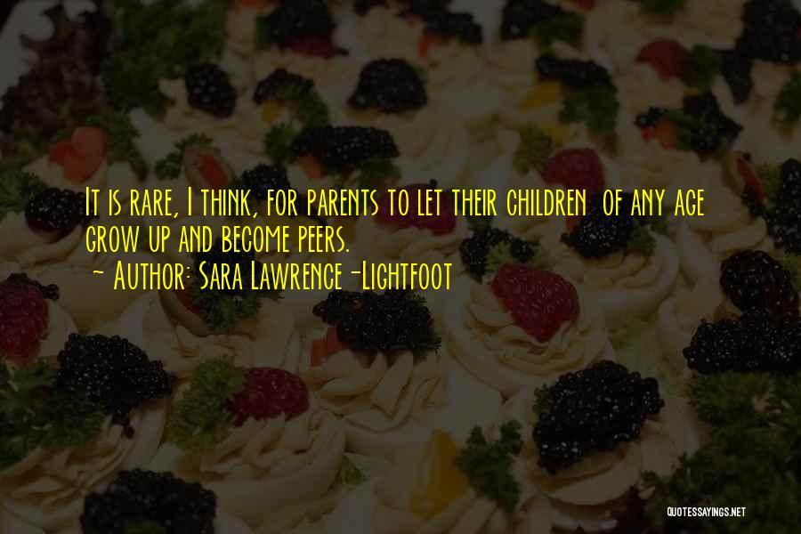 Sara Lawrence-Lightfoot Quotes 598146