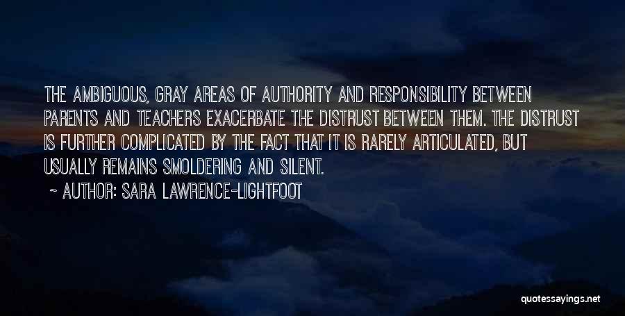 Sara Lawrence-Lightfoot Quotes 738575