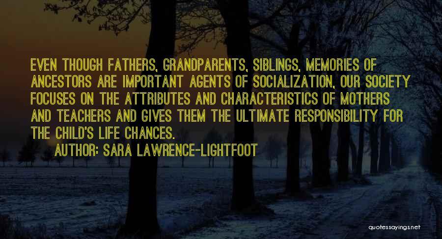 Sara Lawrence-Lightfoot Quotes 84604
