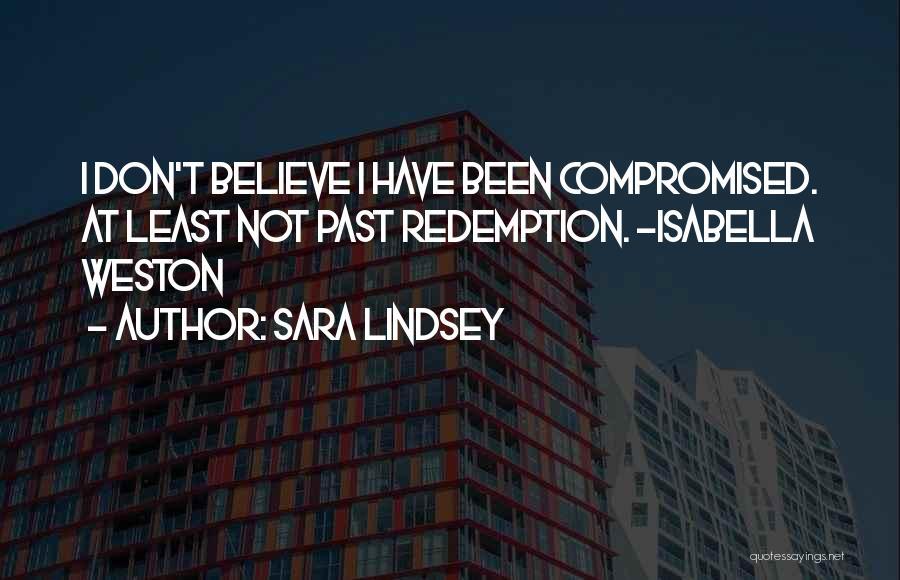 Sara Lindsey Quotes 1958963