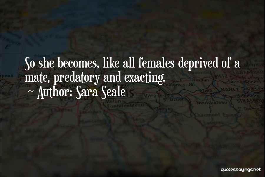 Sara Seale Quotes 1802233