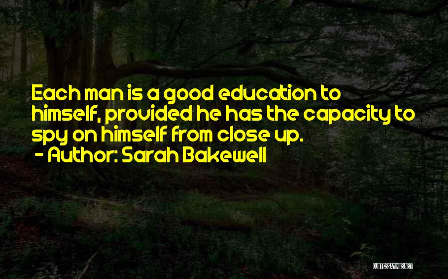 Sarah Bakewell Quotes 122649