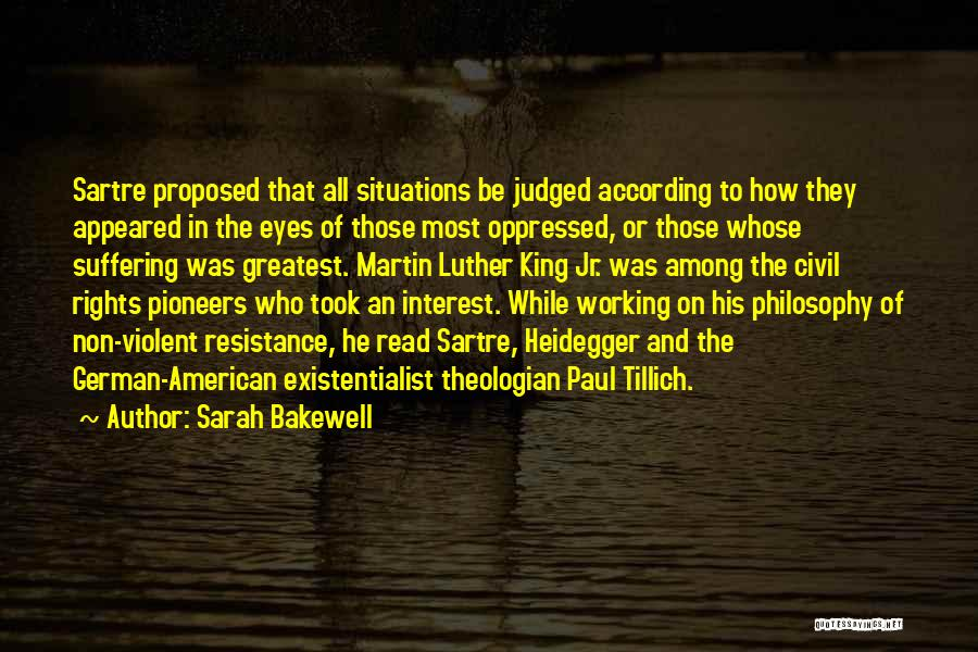 Sarah Bakewell Quotes 1246159
