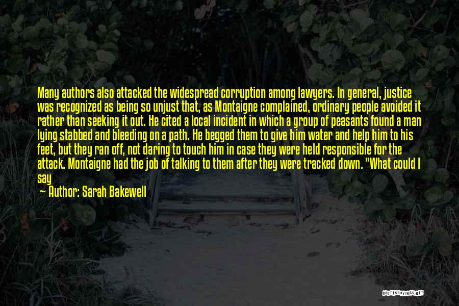Sarah Bakewell Quotes 1512329