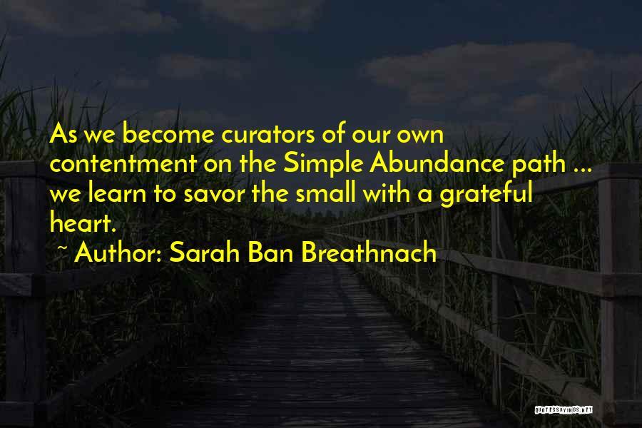 Sarah Ban Breathnach Quotes 1202636