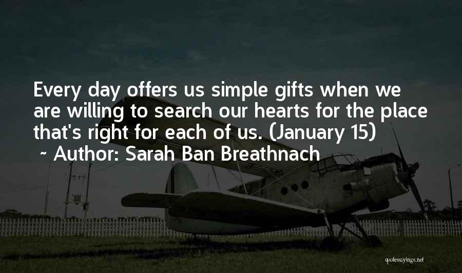 Sarah Ban Breathnach Quotes 1349405