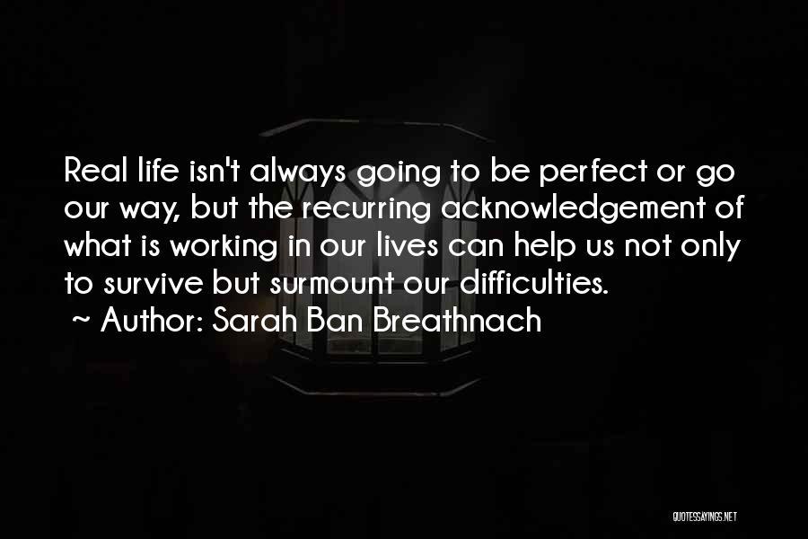Sarah Ban Breathnach Quotes 1936065