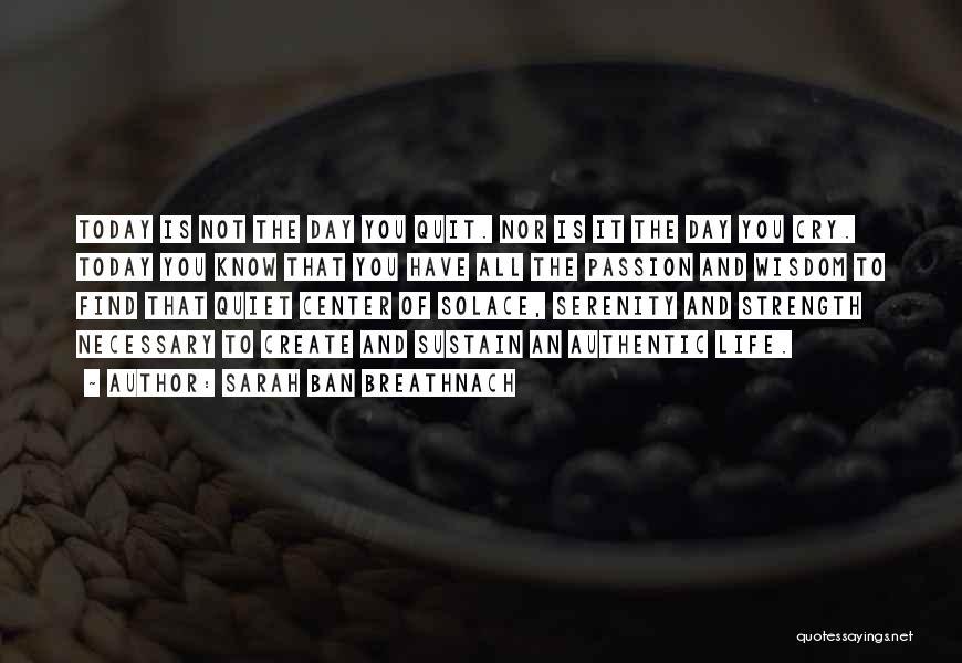 Sarah Ban Breathnach Quotes 1944645