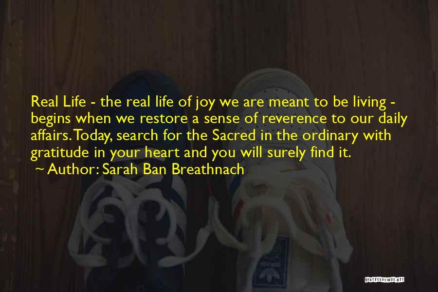Sarah Ban Breathnach Quotes 2163272