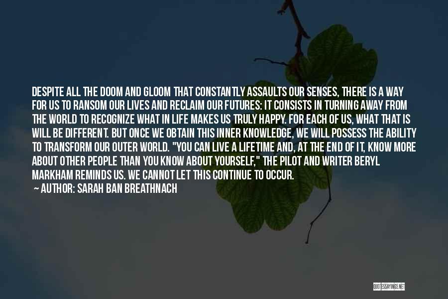 Sarah Ban Breathnach Quotes 2216607